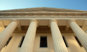 video surveillance laws - courthouse