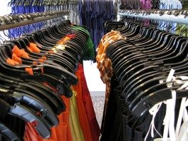 apparel for retail security system